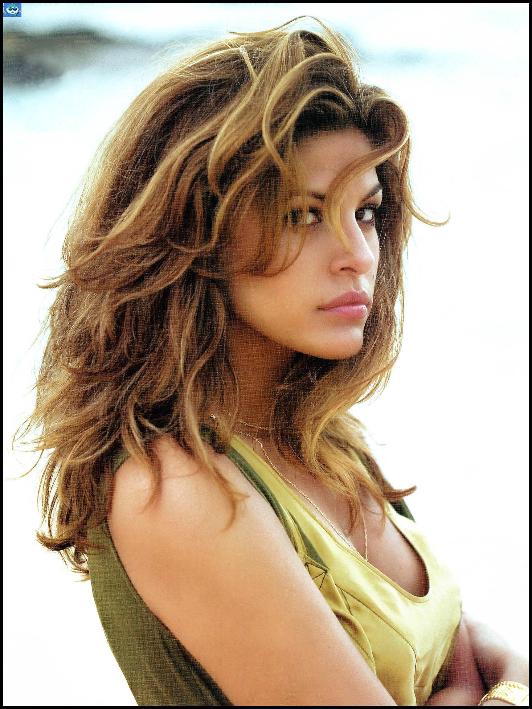 Wallpaper India: Eva Mendes Hot n Sexy Stills