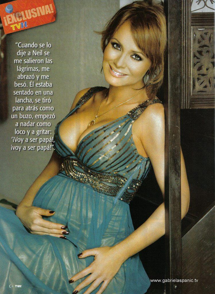 Gabriela spanic fotos embarazada