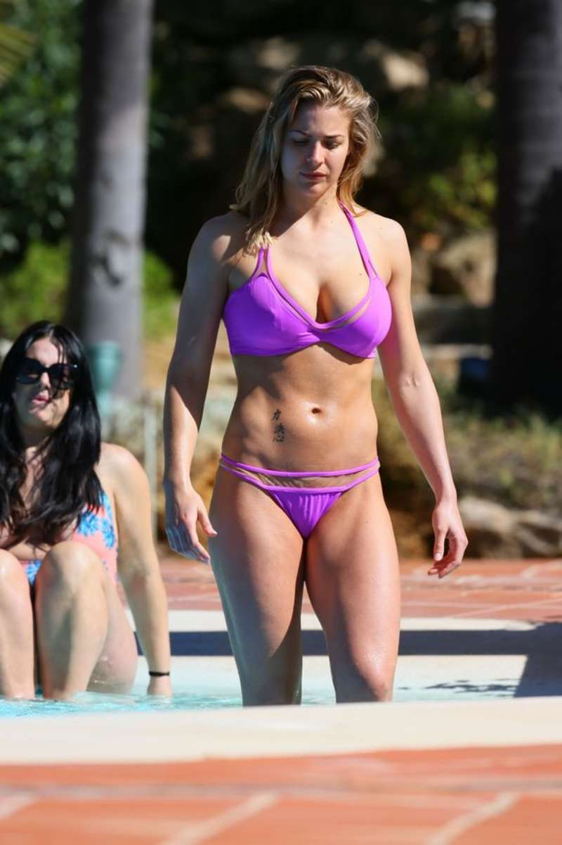 Gemma atkinson bikini all does