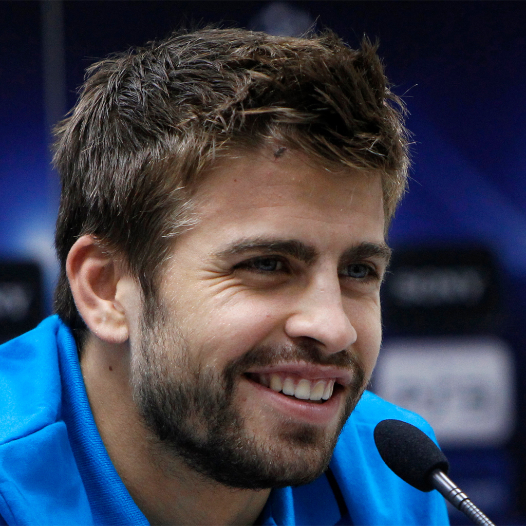 Gerard Pique photo 45 of 97 pics wallpaper photo