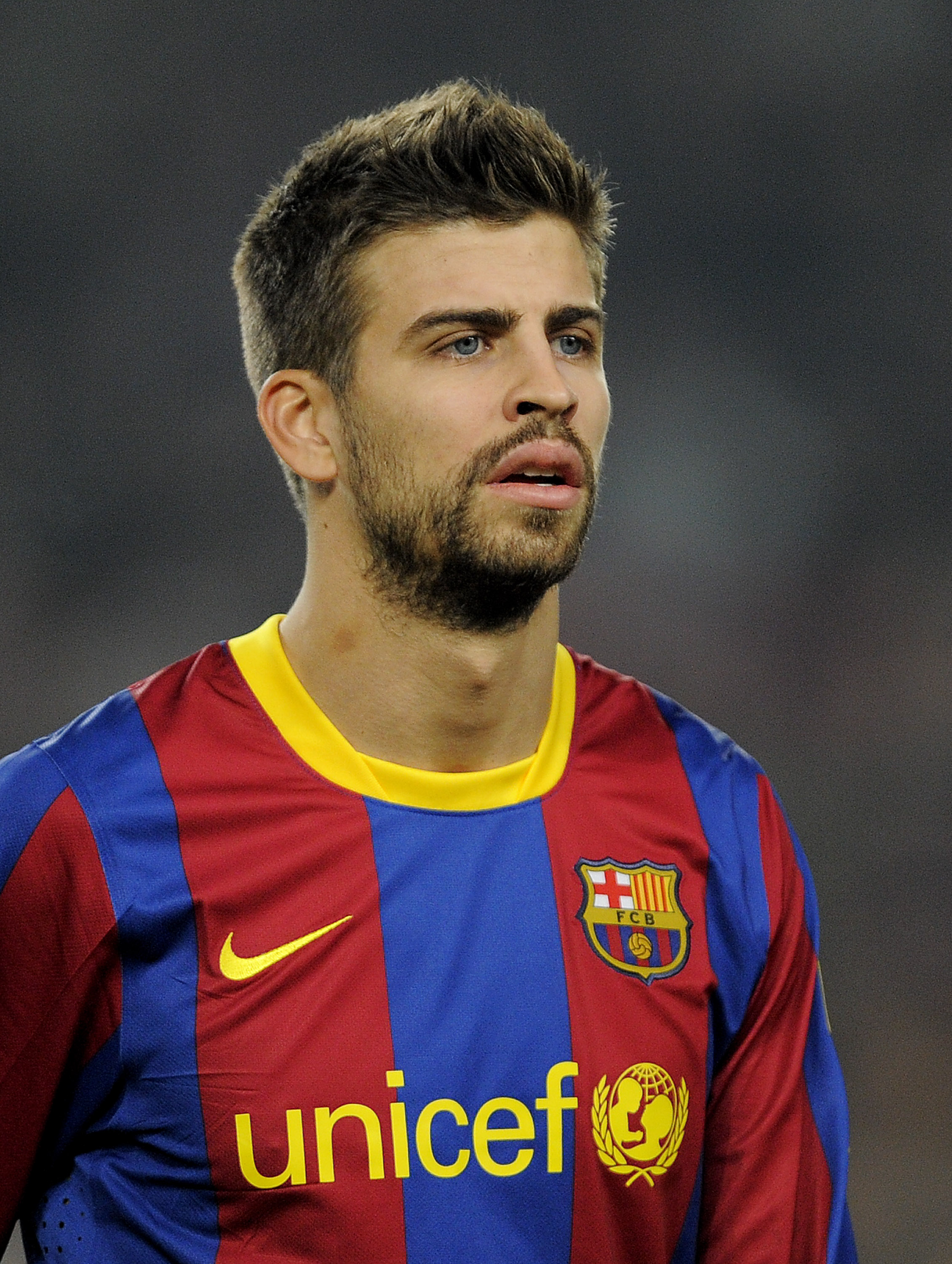 Gerard Pique photo gallery high quality pics of Gerard Pique