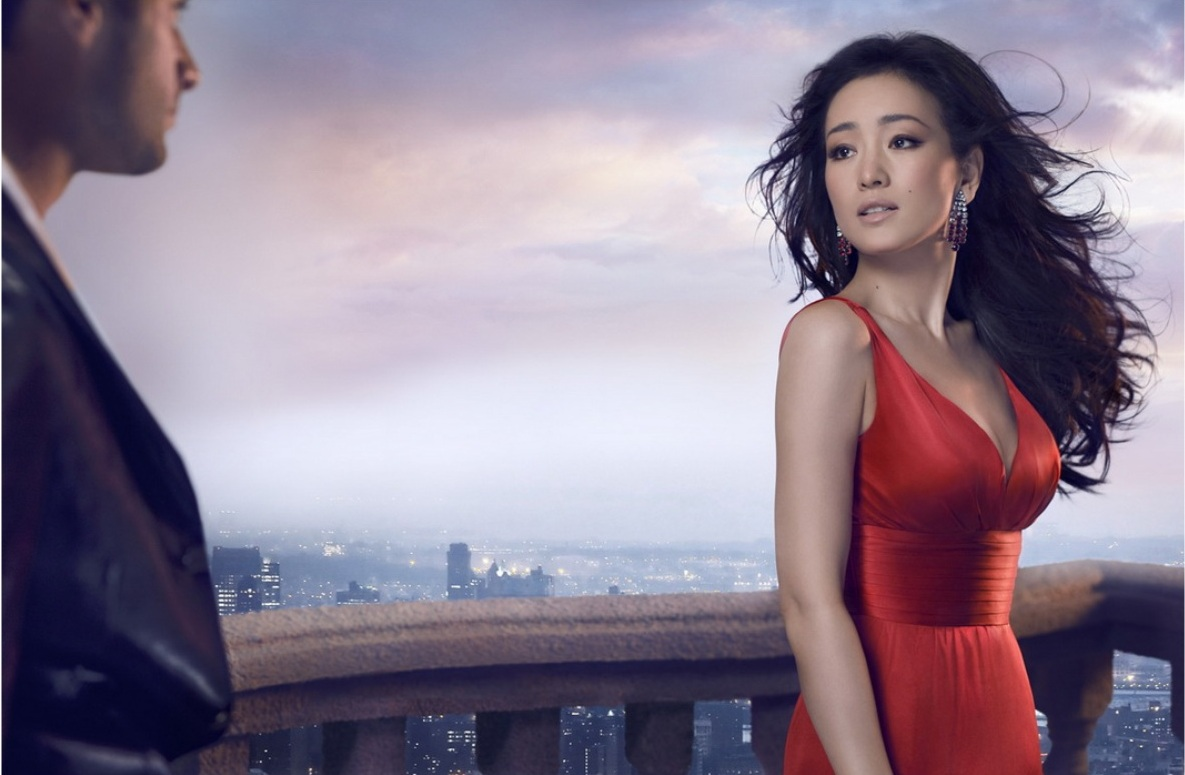 Gong li celebrity movie archive