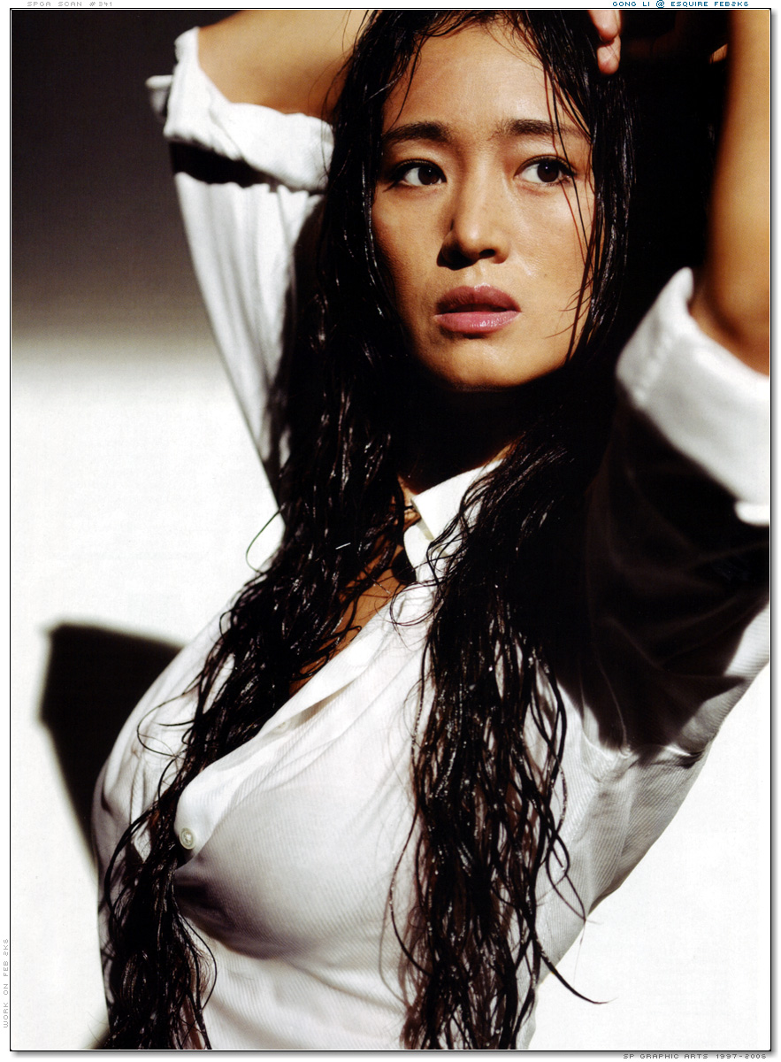 Gong Li Photo 9 Of 174 Pics, Wallpaper - Photo 181051 -8903