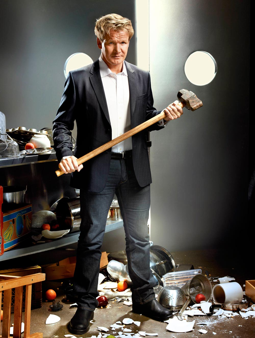 Gordon Ramsay Photo 27 Of 32 Pics Wallpaper Photo