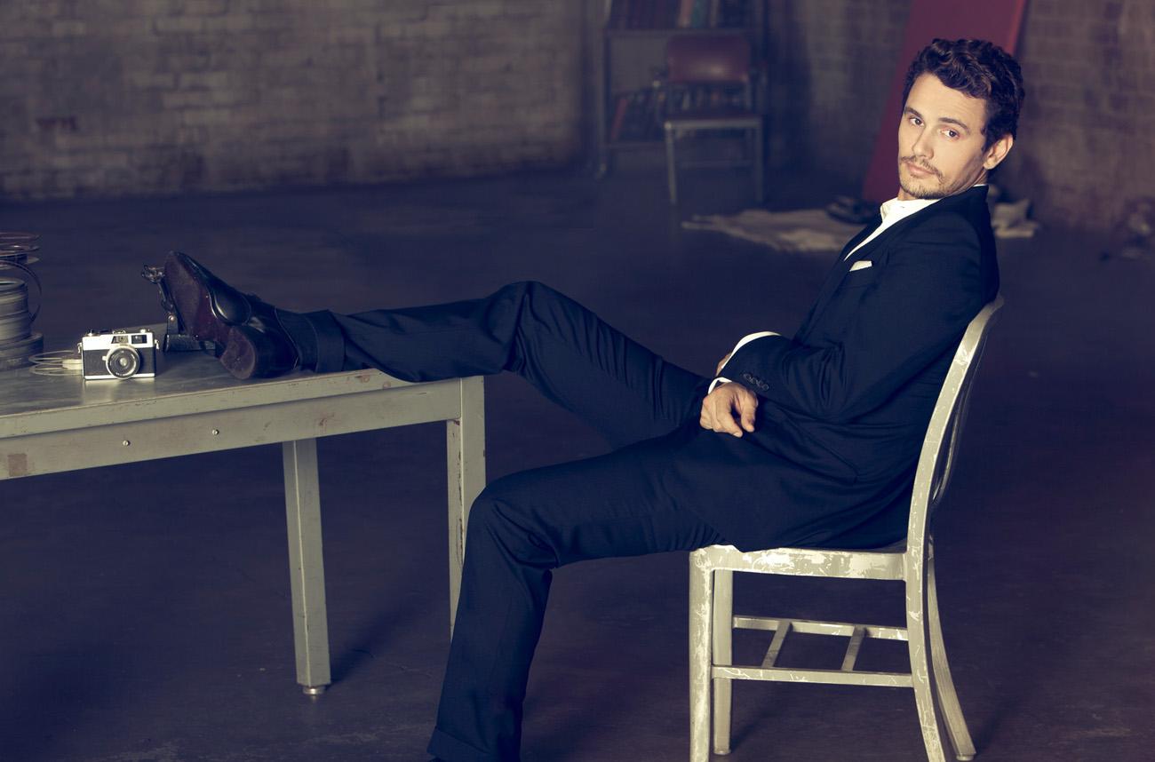James Franco Style 2014
