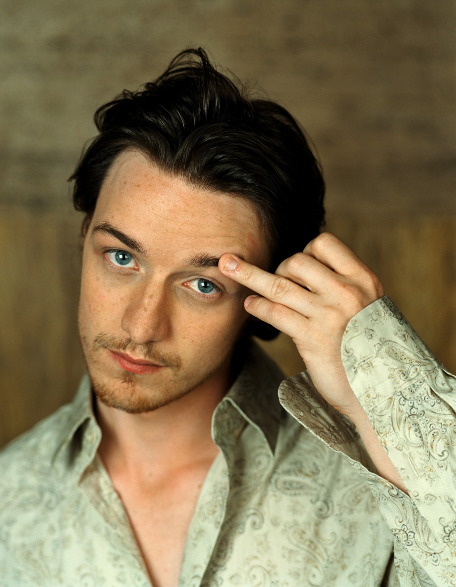 james mcavoy hallelujah