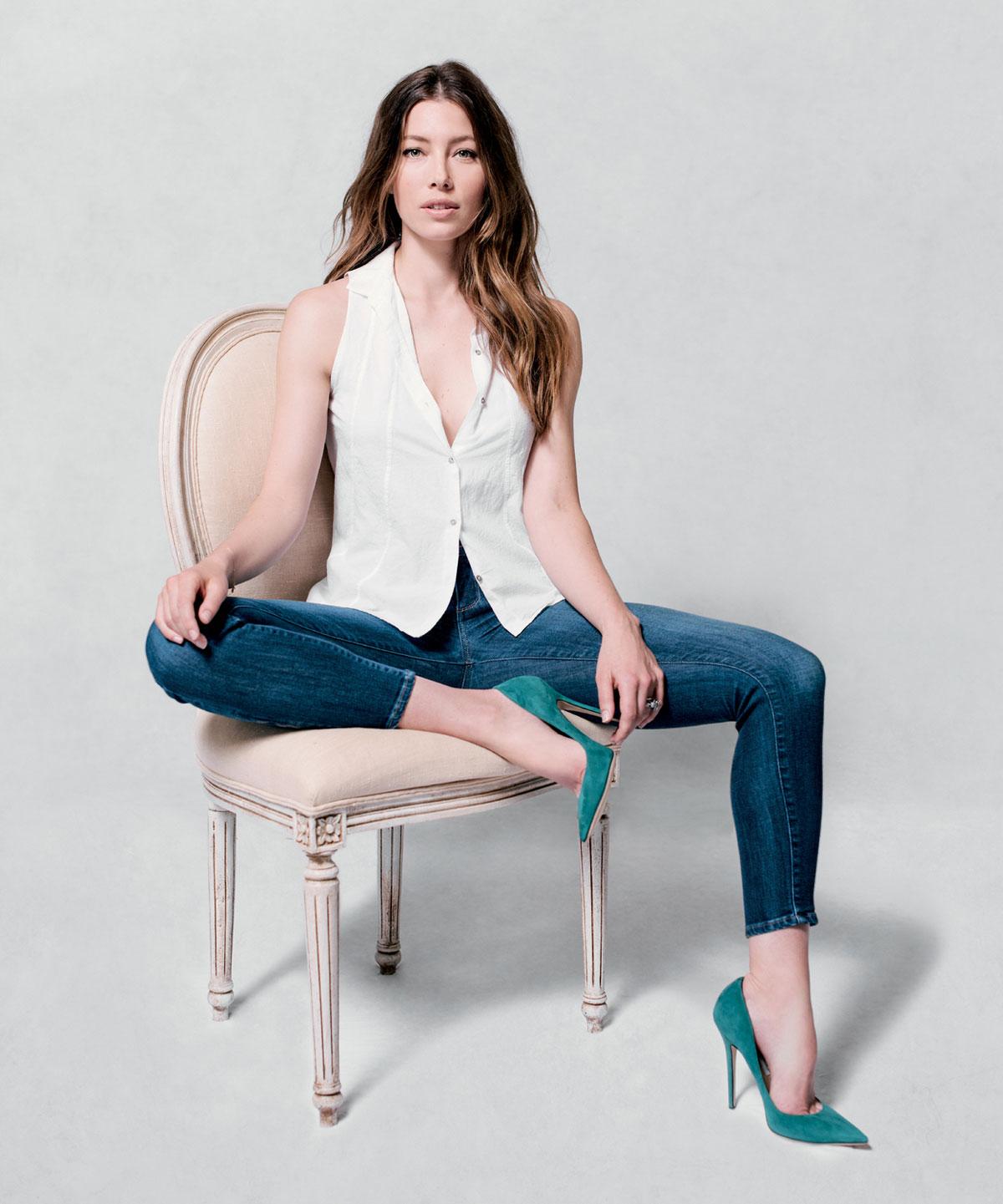 Jessica Biel dating 2014