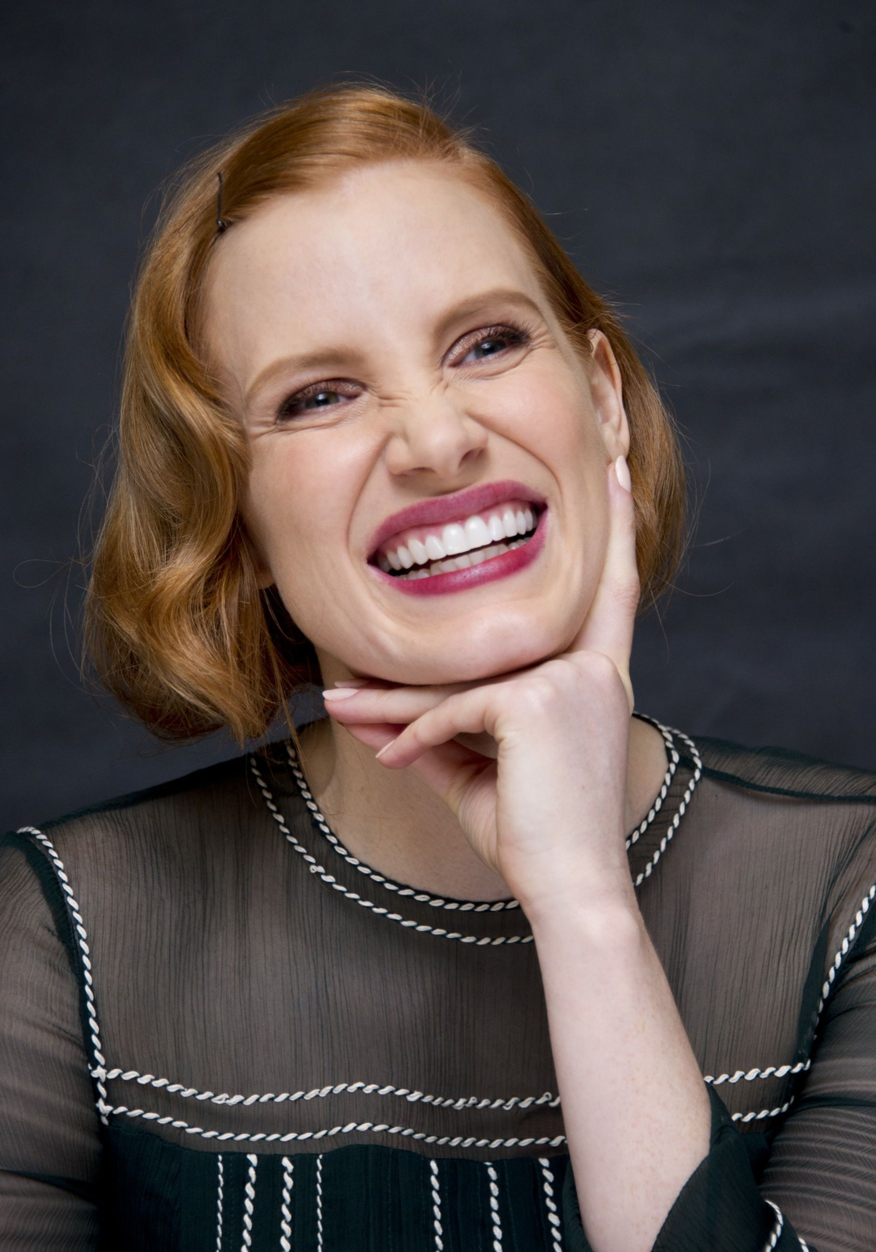 Jessica Chastain photo 1610 of 2895 pics, wallpaper ...