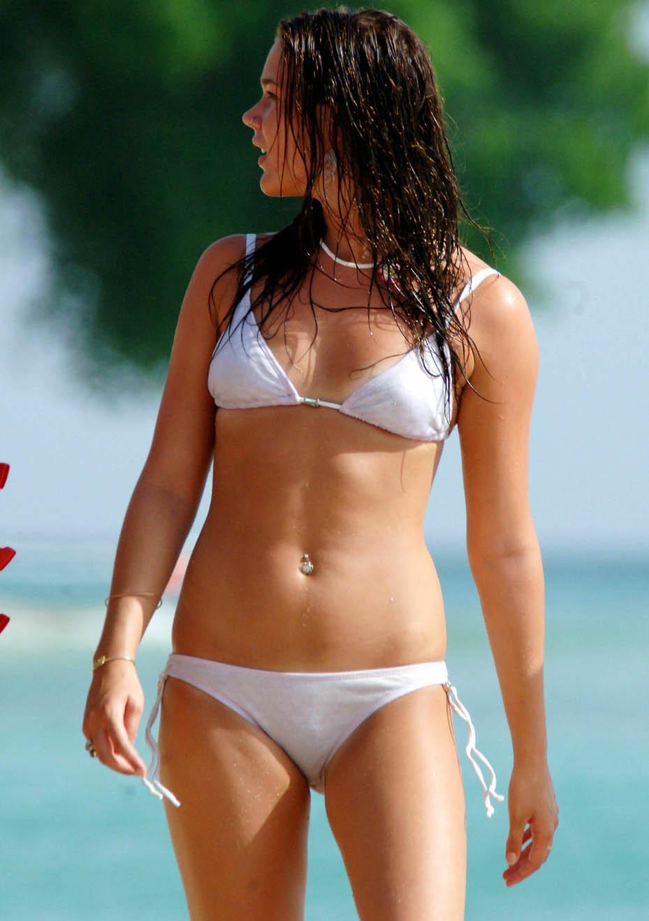 Celebrity bikini photos