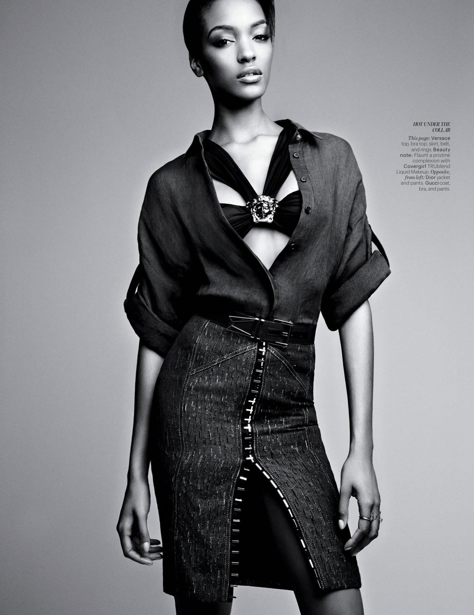 Wallpaper Jourdan Dunn Top Fashion Models 2015 Model: Jourdan Dunn Photo 238 Of 299 Pics, Wallpaper