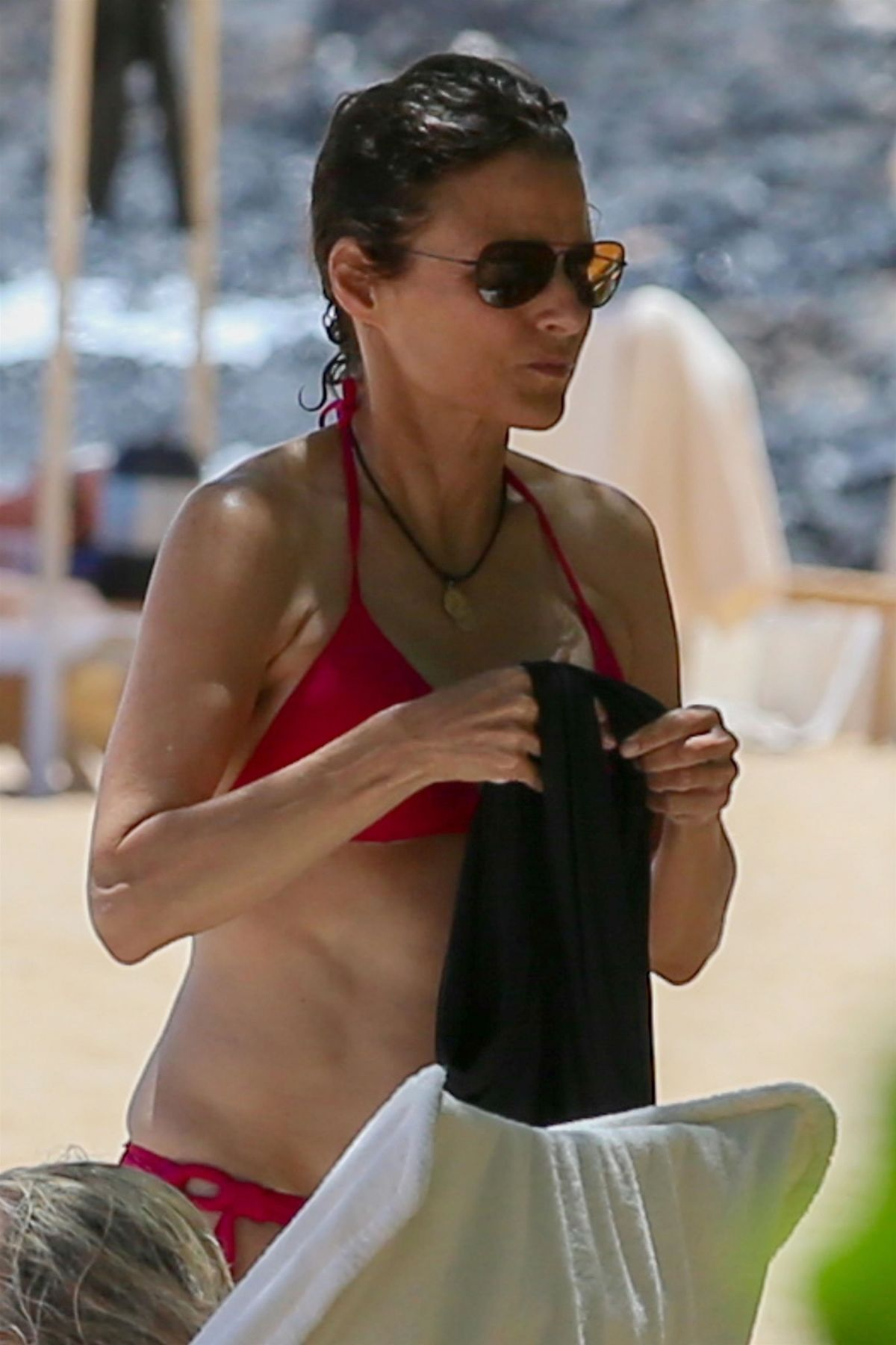 Julia Louis-Dreyfus Topless