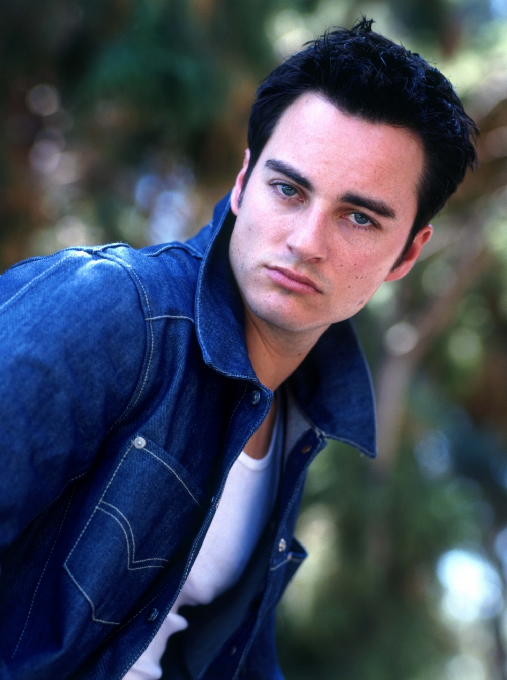 kerr smith gray hair