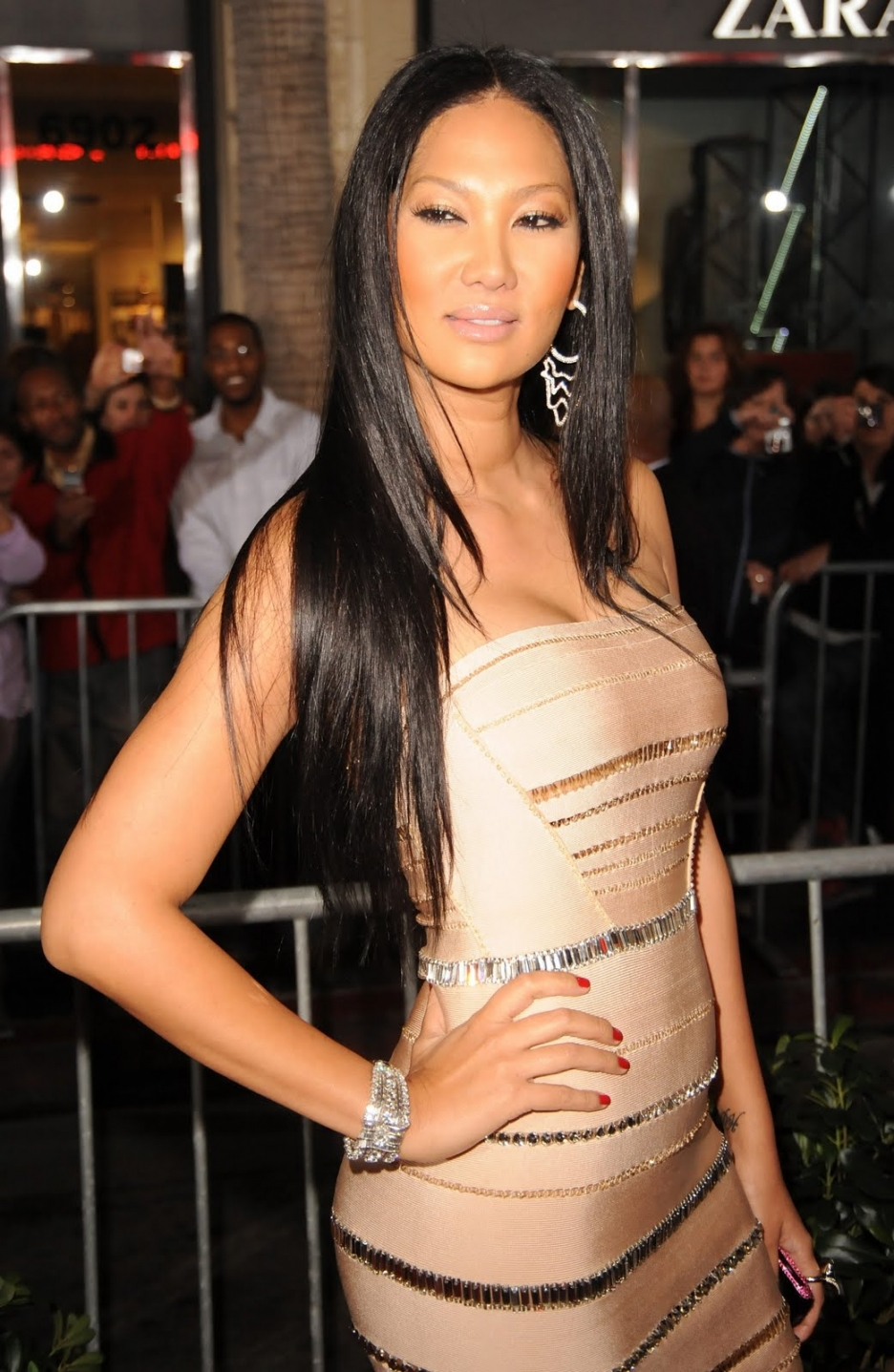 Kimora Lee Simmons - Wikipedia