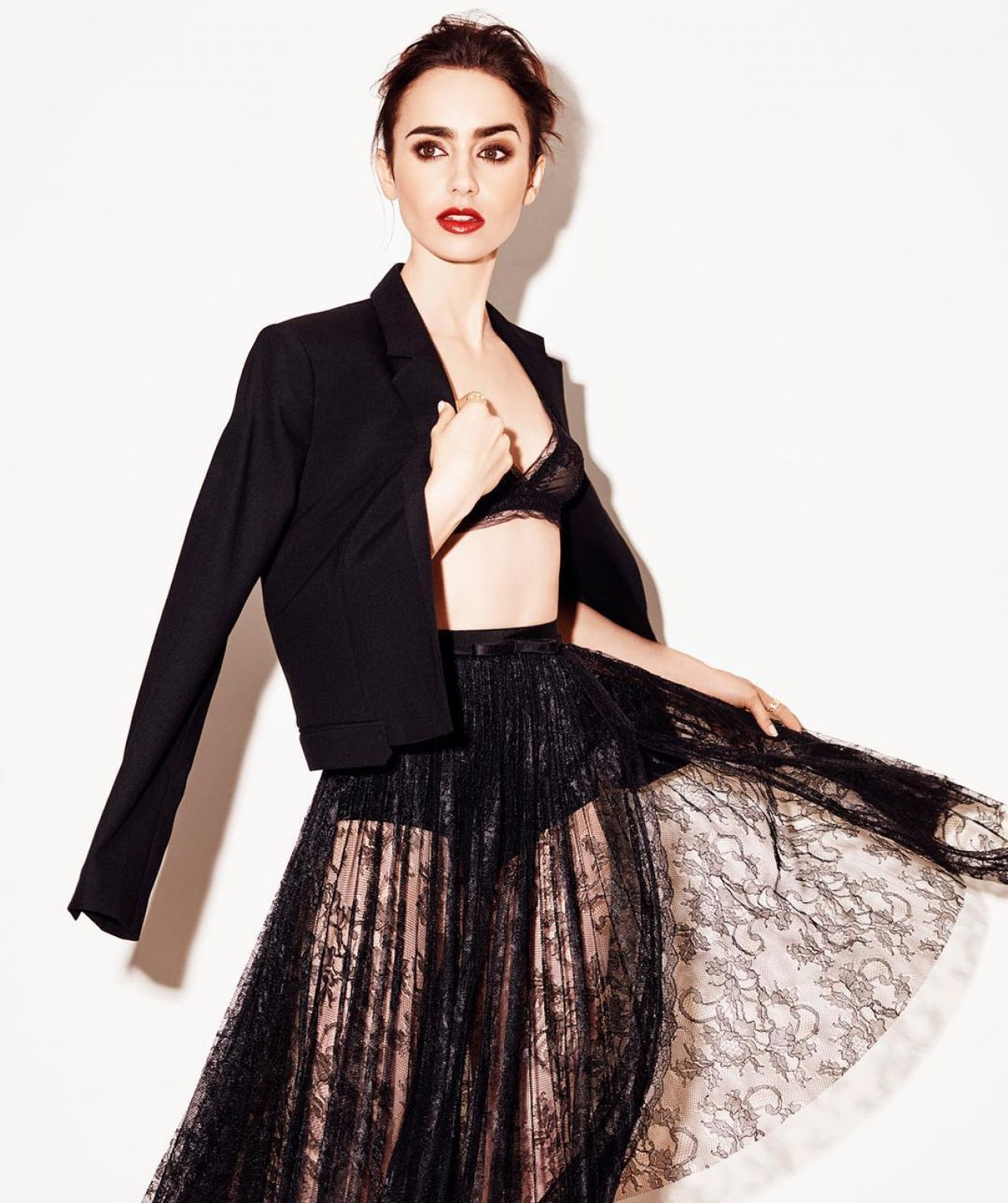 Lily Collins - Rotten Tomatoes