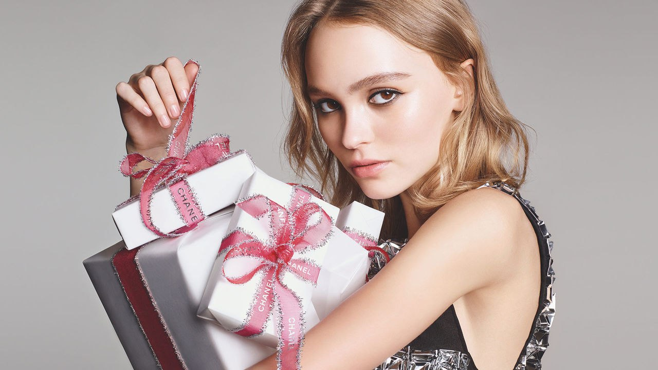 Lily-Rose Melody Depp photo 134 of 169 pics, wallpaper - photo #930801 - ThePlace2
