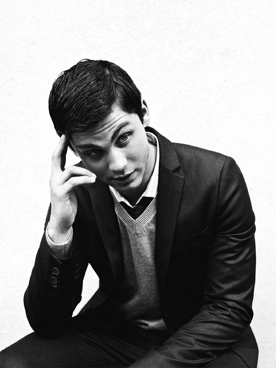 Image result for logan lerman