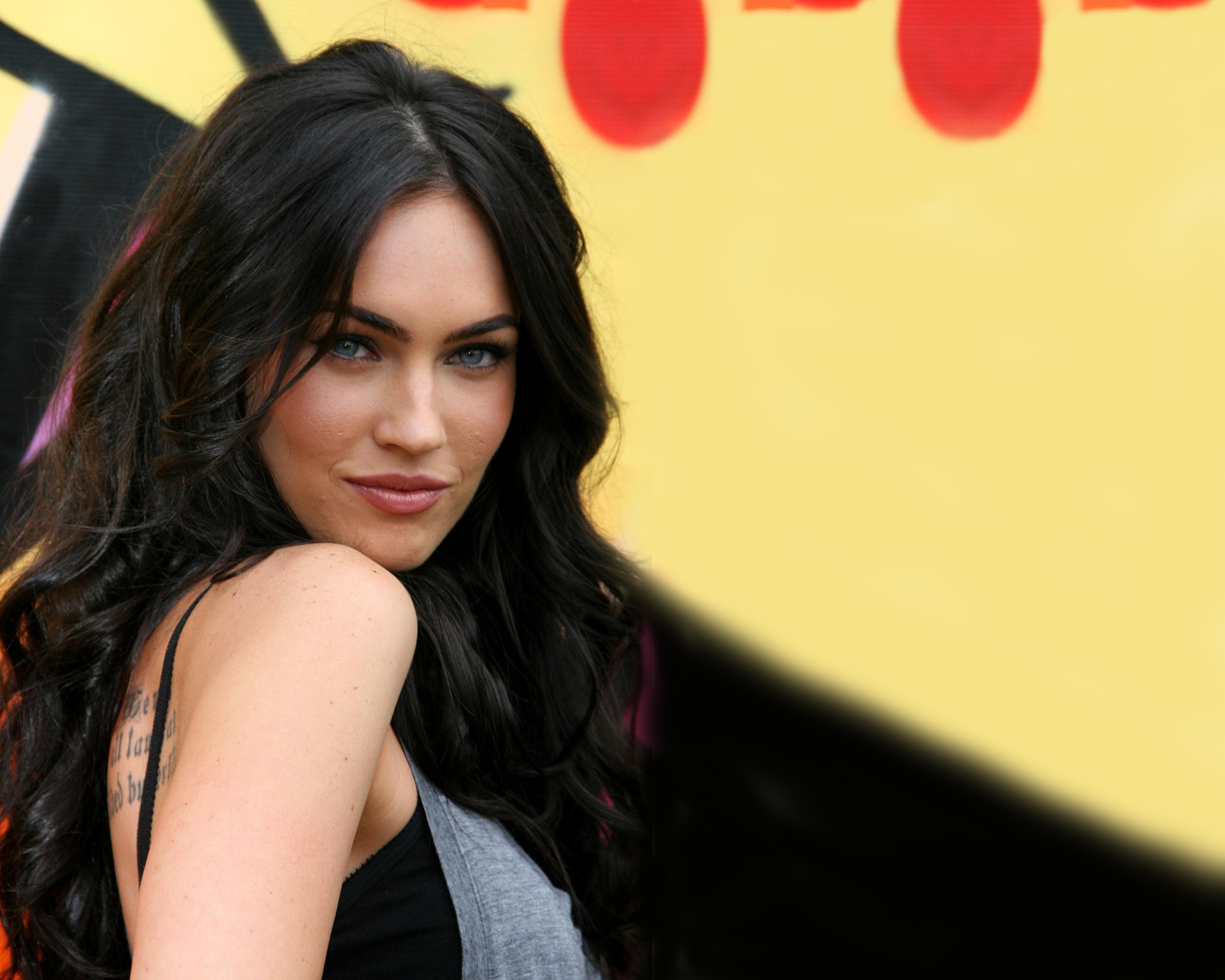 Megan Fox Actress Transformers Megan Denise Fox was born in Rockwood Tennessee to Gloria Darlene Cisson and Franklin Thomas Fox a parole officer Megan began