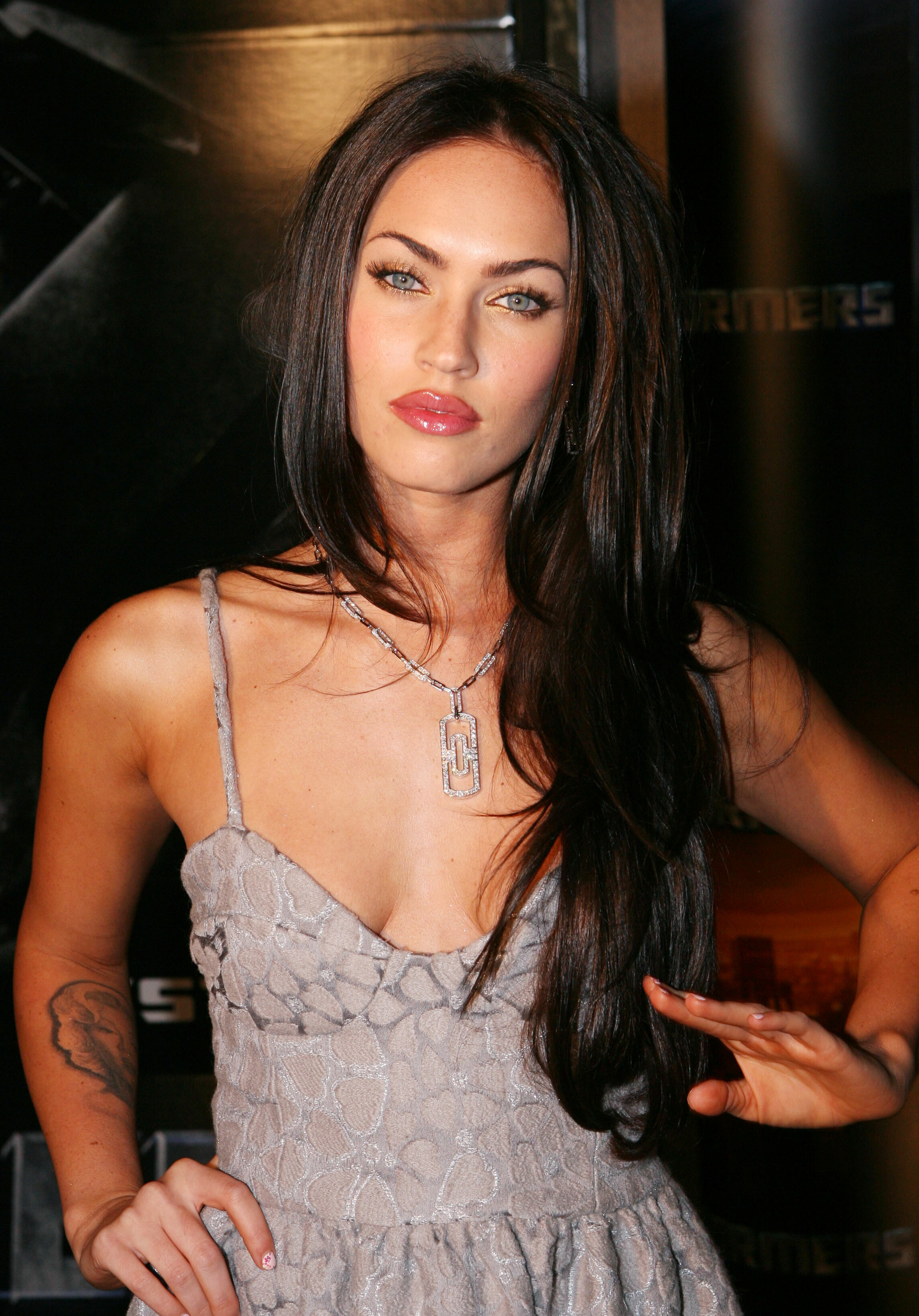 megan hair style megan fox photo 4301 of 11729 pics wallpaper photo 1494