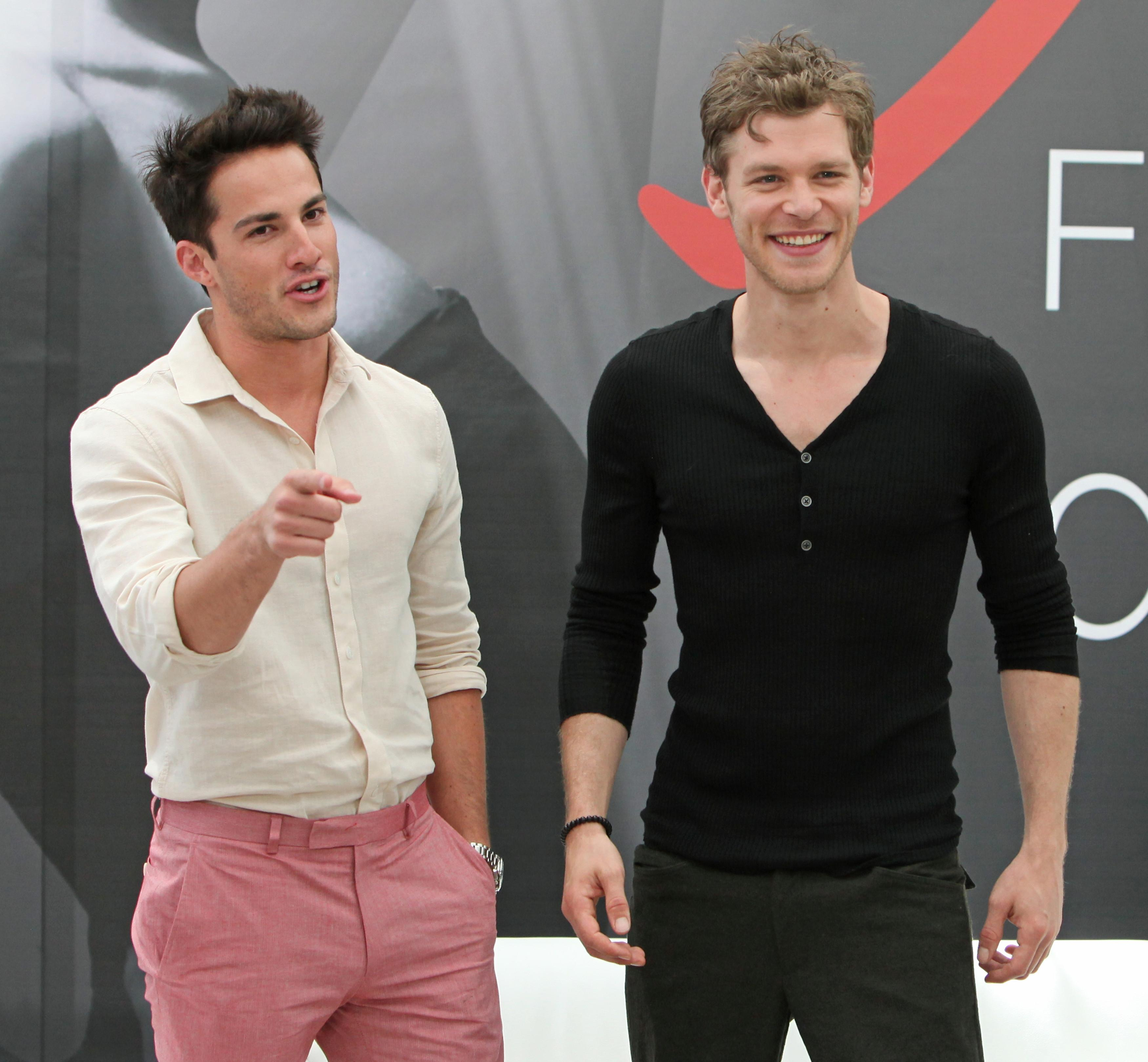 michael trevino dating Michael trevino picture gallery on broadwayworldcom with michael trevino photos from stage, special events, red carpets and more.