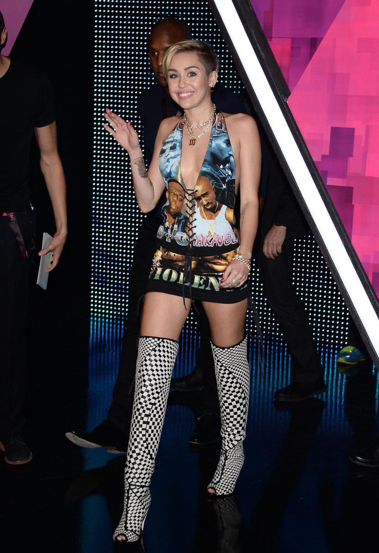 Miley Cyrus 2021