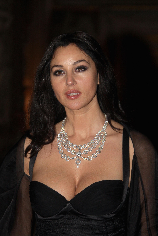 Celebrity monica bellucci