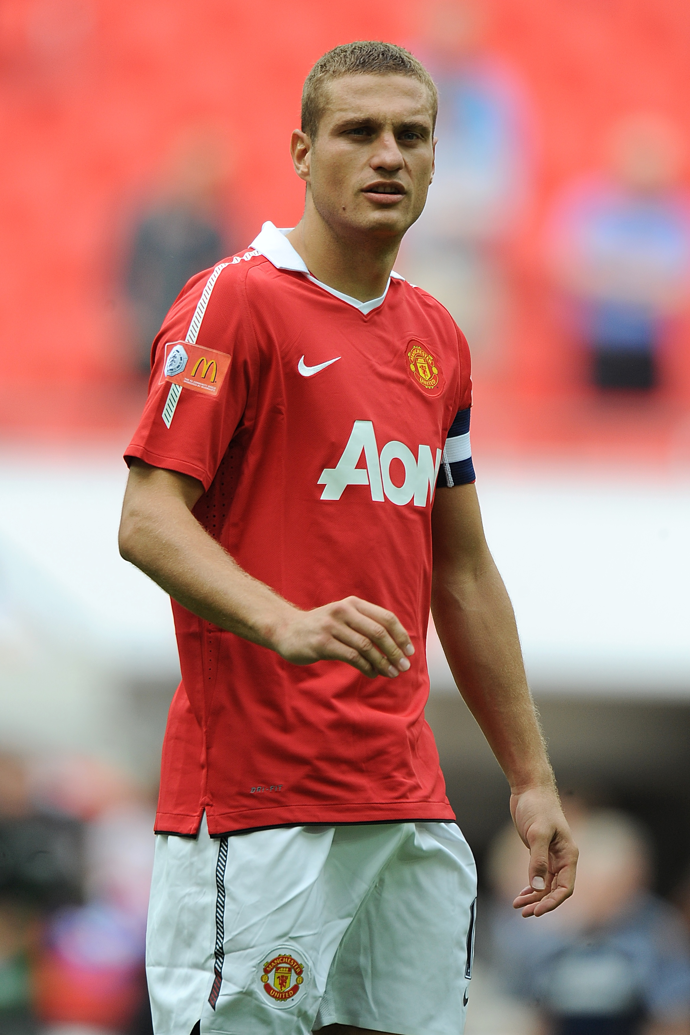 Nemanja Vidic photo 8 of 12 pics wallpaper photo