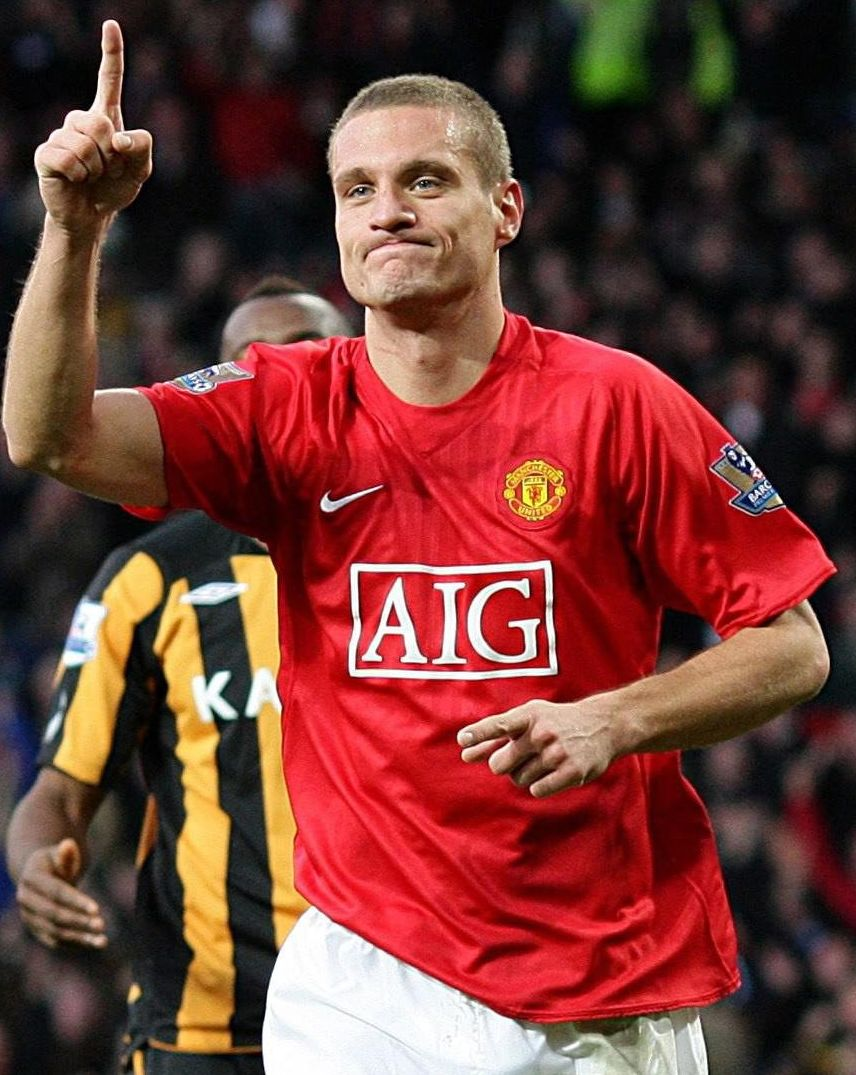 Nemanja Vidic photo 10 of 12 pics wallpaper photo