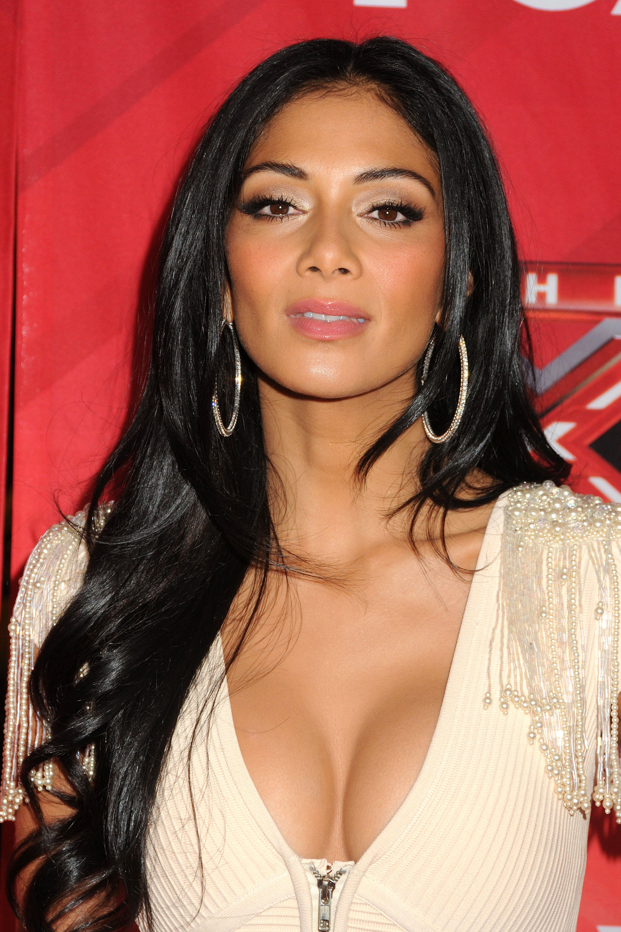 Nicole Scherzinger of the Pussycat Dolls sheds some real ...