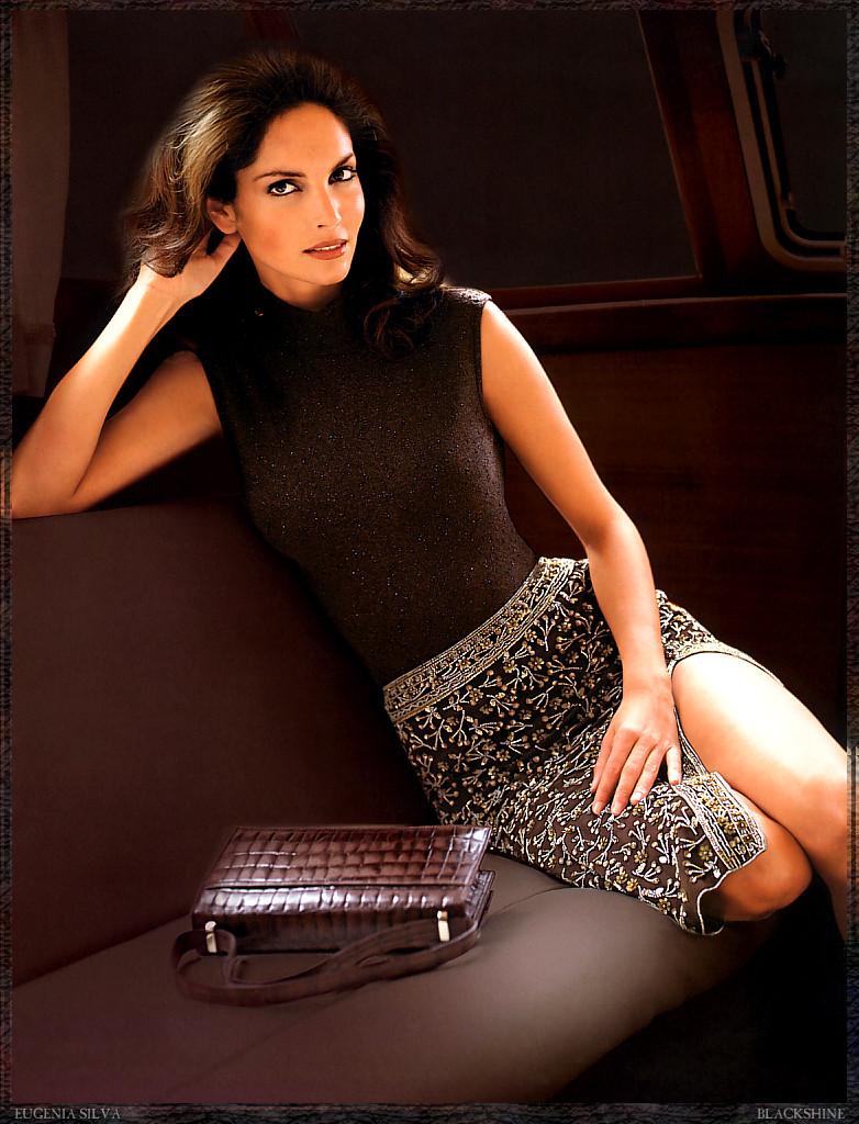 Eugenia Silva photo 3 of 201 pics, wallpaper - photo #668