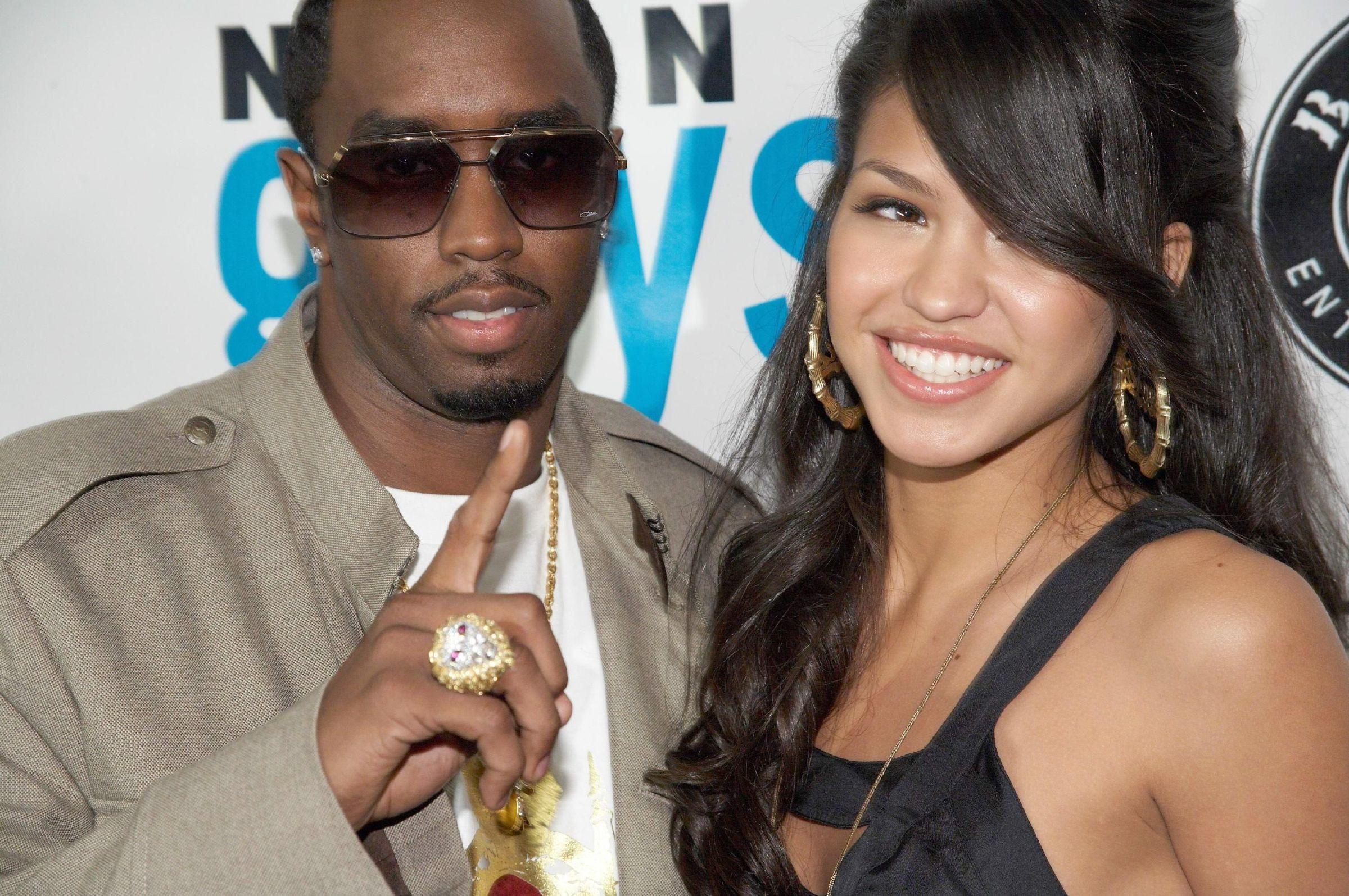 Sean Diddy Combs Not Engaged to Cassie Ventura Despite