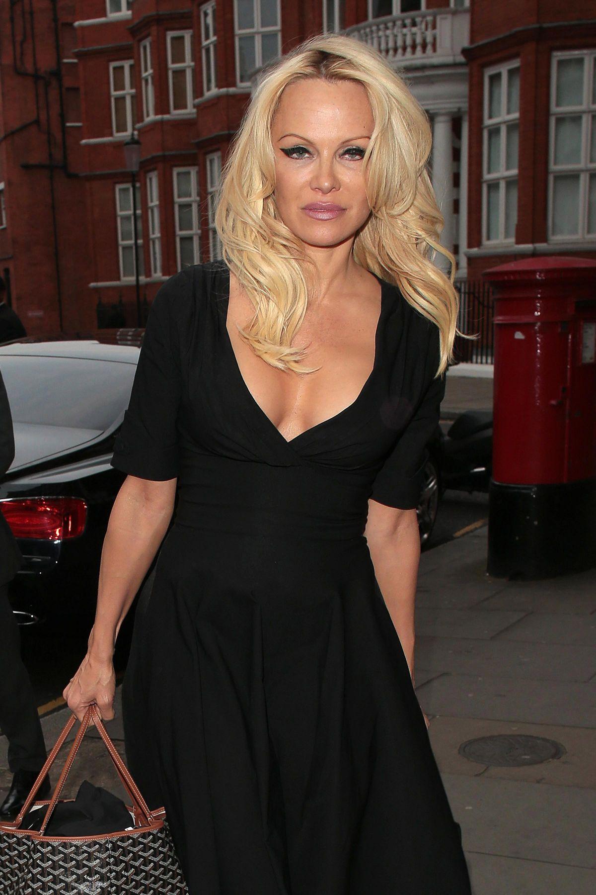 Pamela Anderson naked (21 photos) Boobs, Snapchat, lingerie