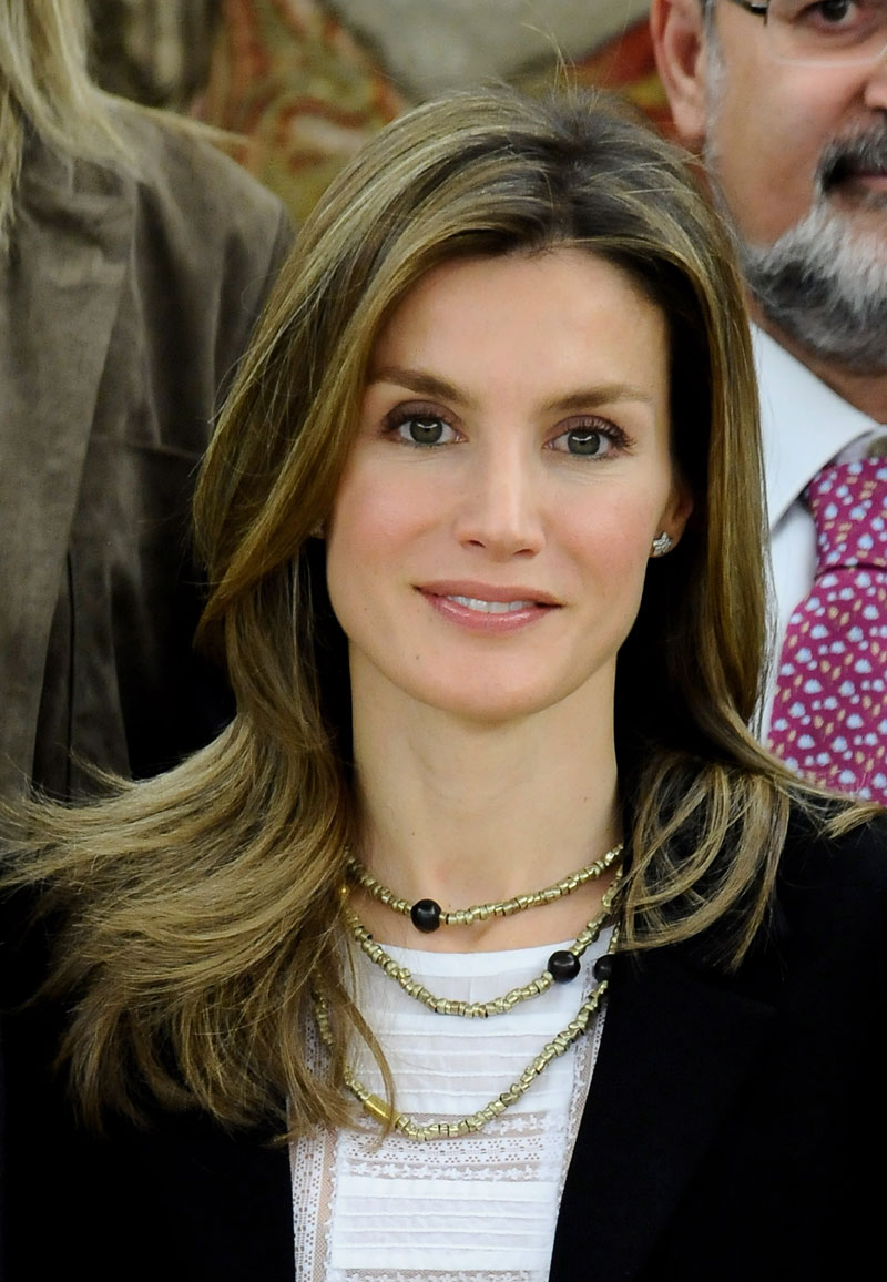 Queen Letizia Of Spain Photo 75 Of 822 Pics Wallpaper