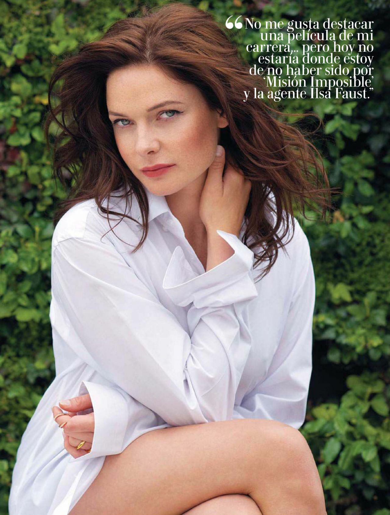 Rebecca Ferguson (actress) photo gallery - page #8 | ThePlace