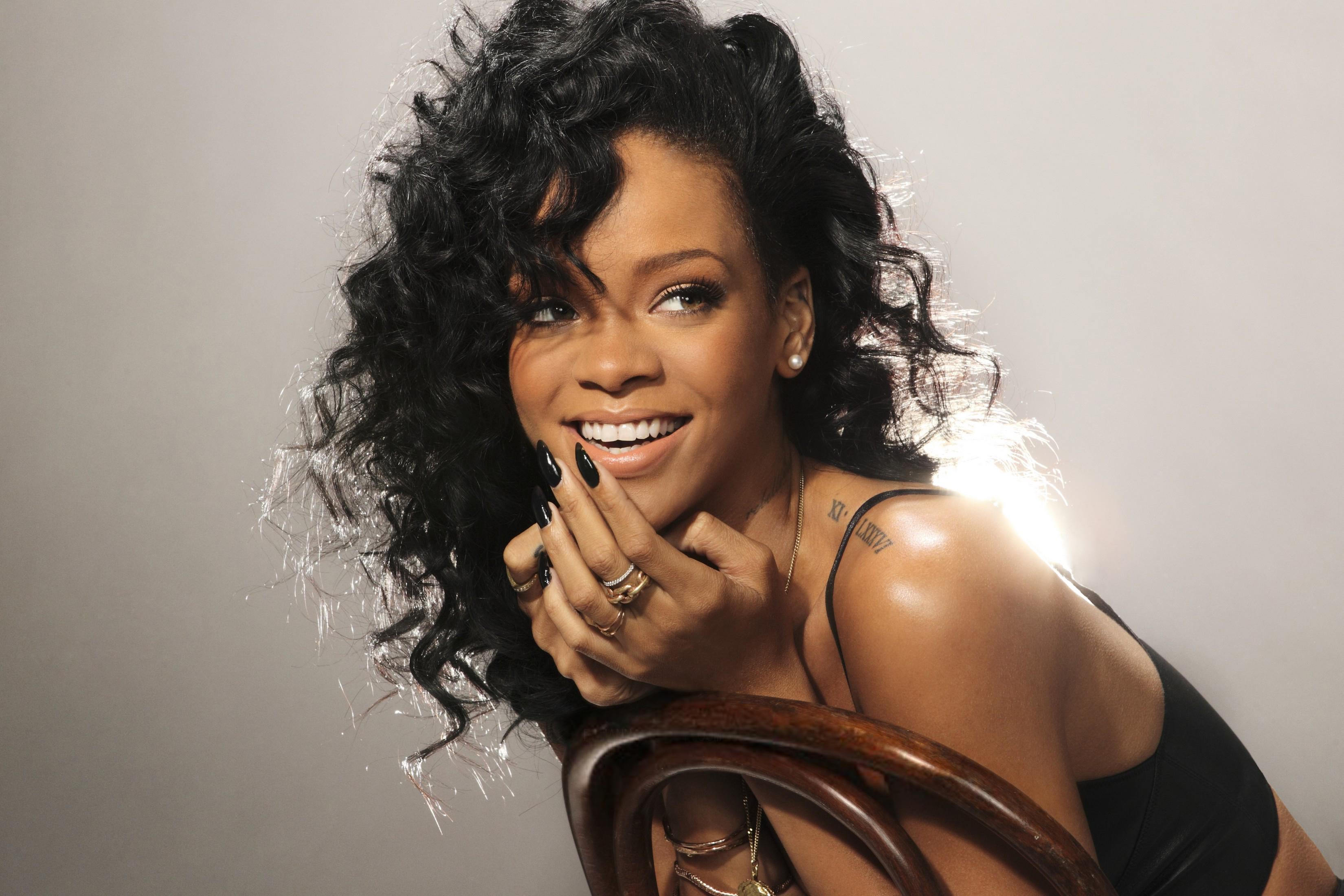 Prime Rihanna Photo Gallery 6939 High Quality Pics Of Rihanna Theplace Hairstyles For Men Maxibearus
