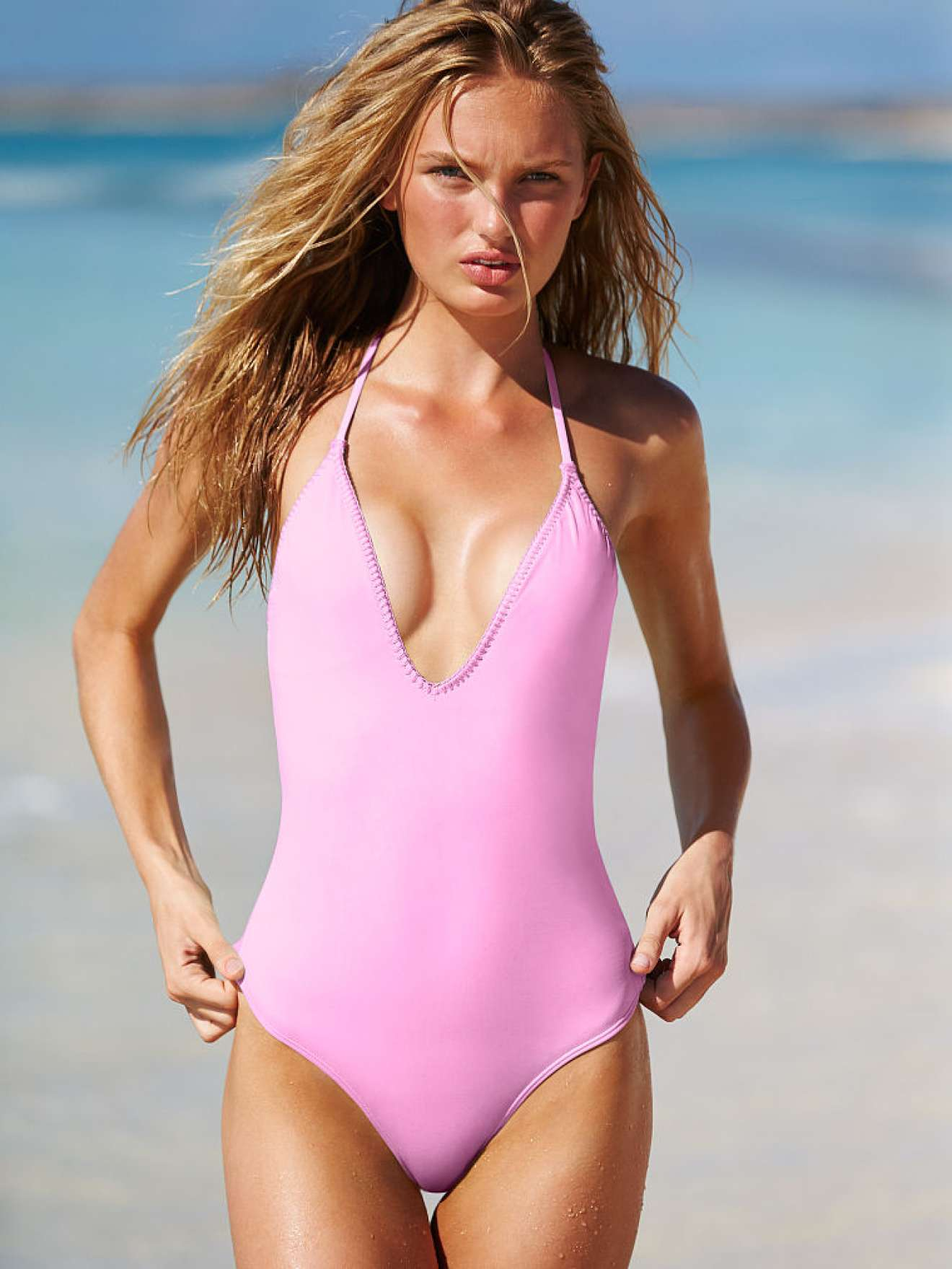 Romee Strijd Victorias Secret Shoot