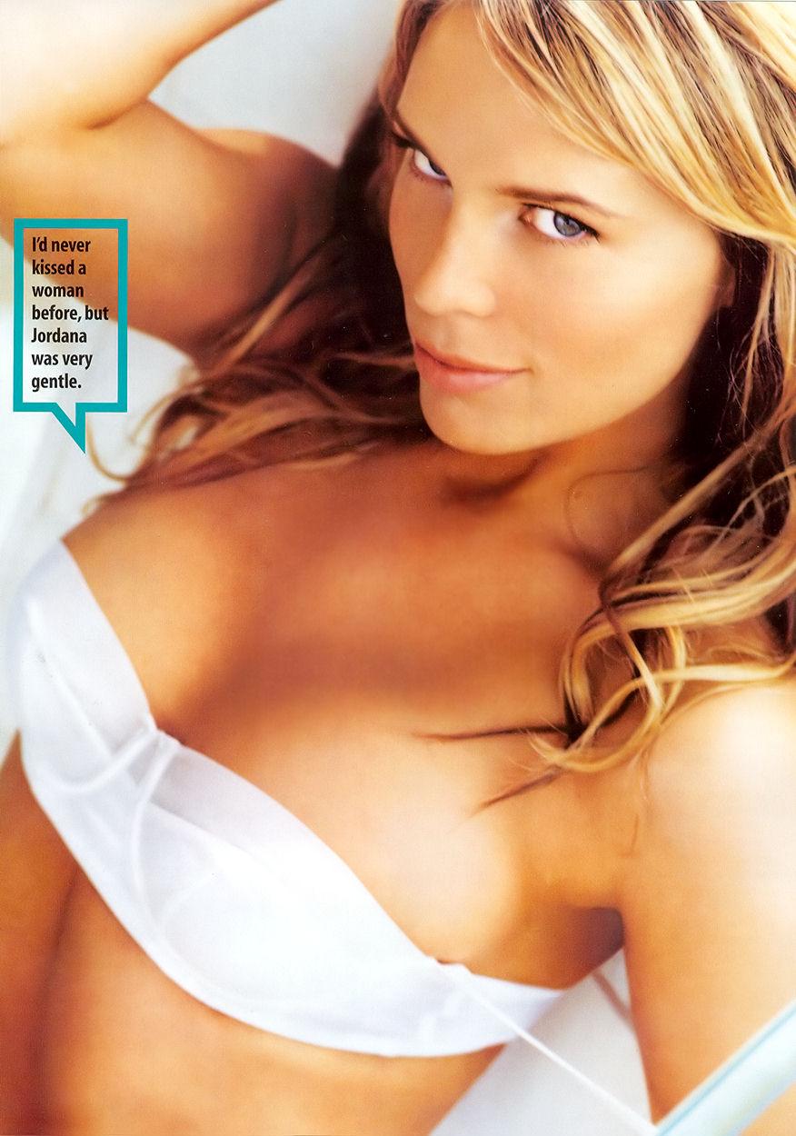 Speaking, opinion, Sara foster naked pics