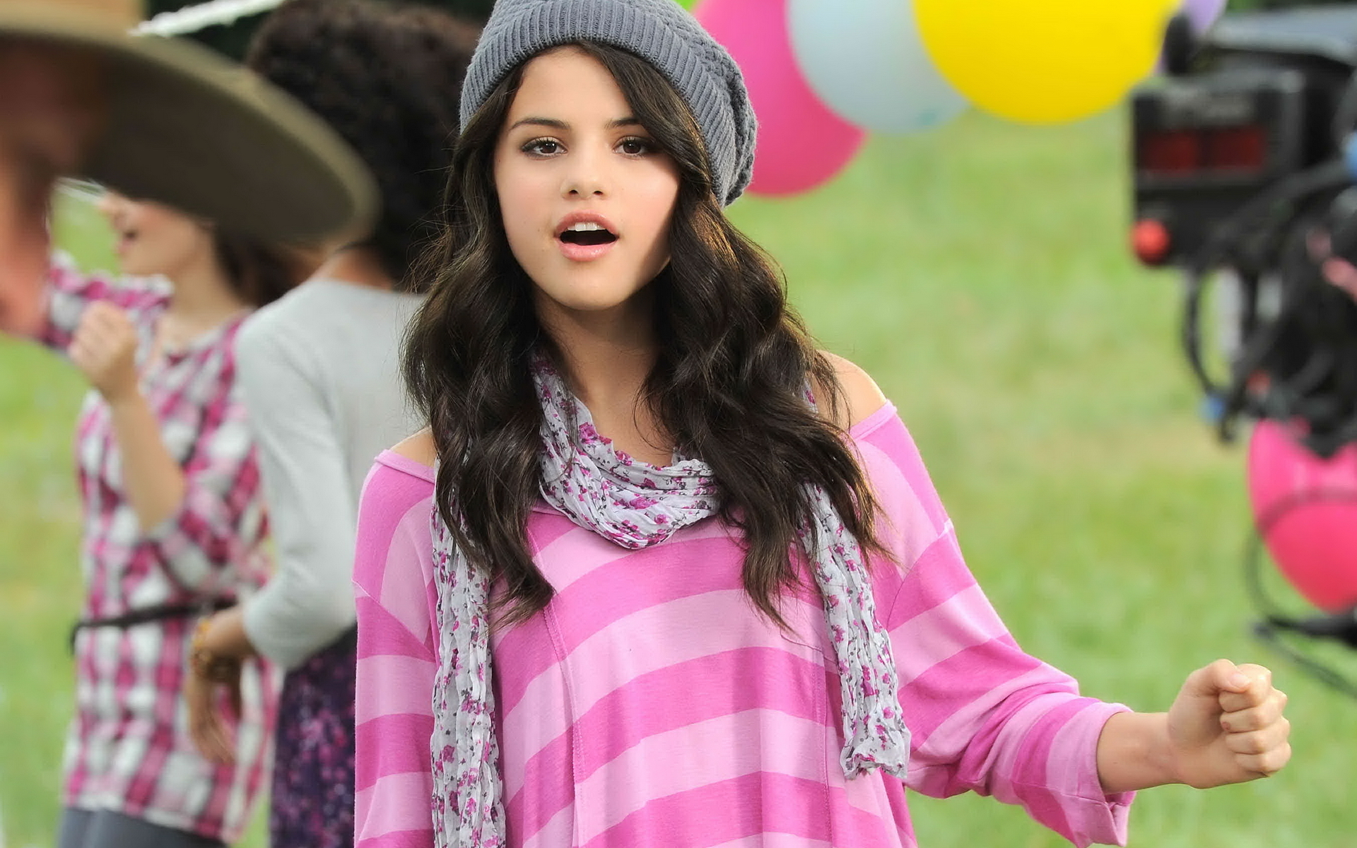 Selena Marie Gomez born July 22 1992 is an American singer actress and producer After appearing on the childrens television series Barney amp Friends she