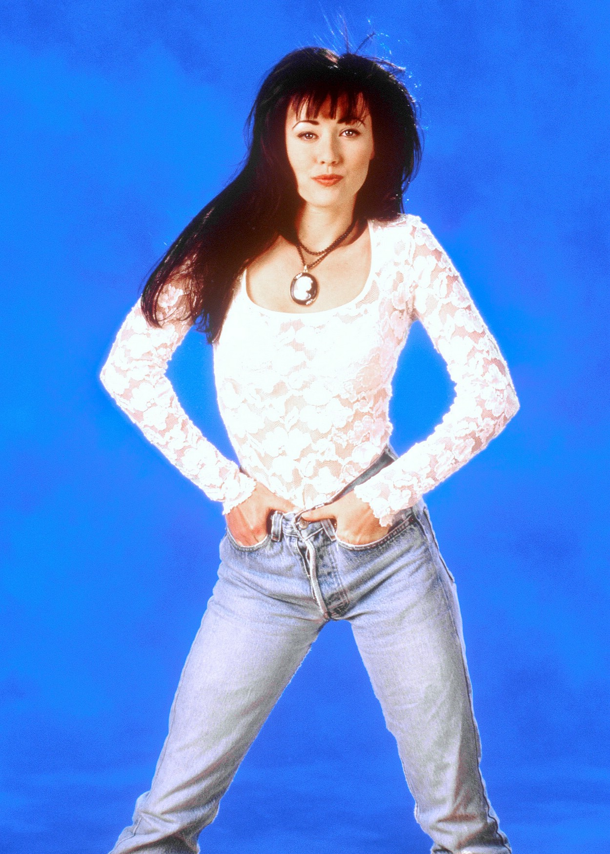 Apologise, but, teen picture of shannen doherty pity