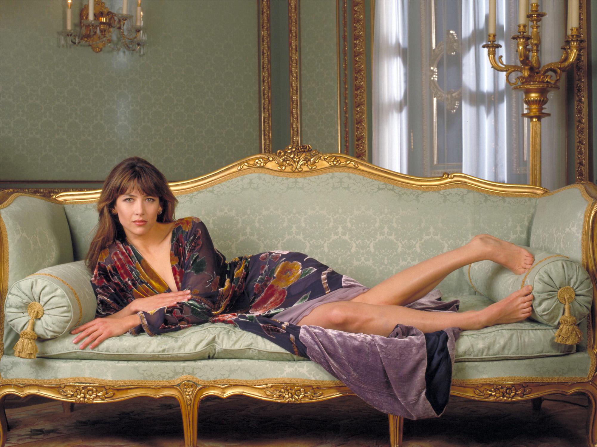 Sophie marceau nud