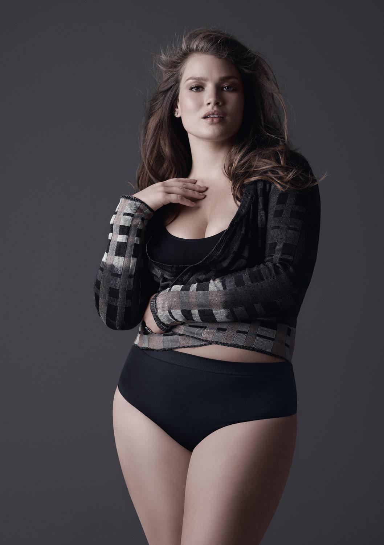 Красивое женское тело пышки фото #10