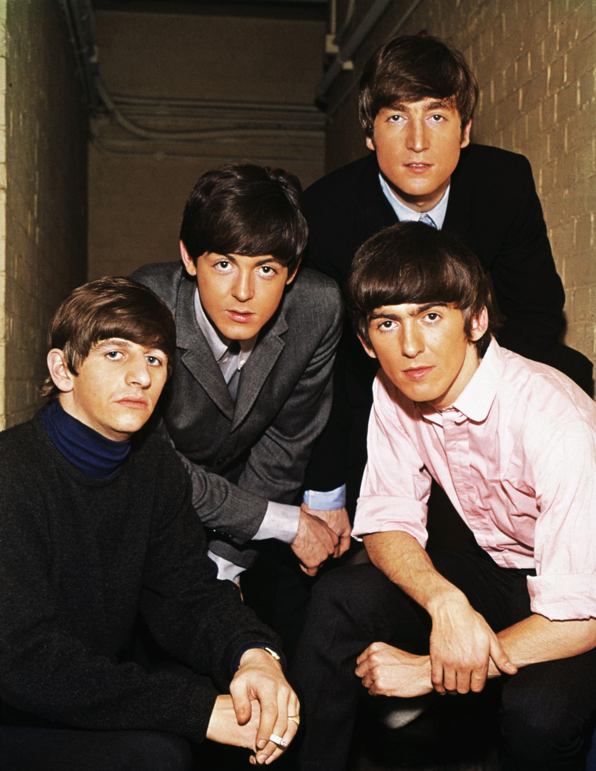 Beatles Drinking Glasses