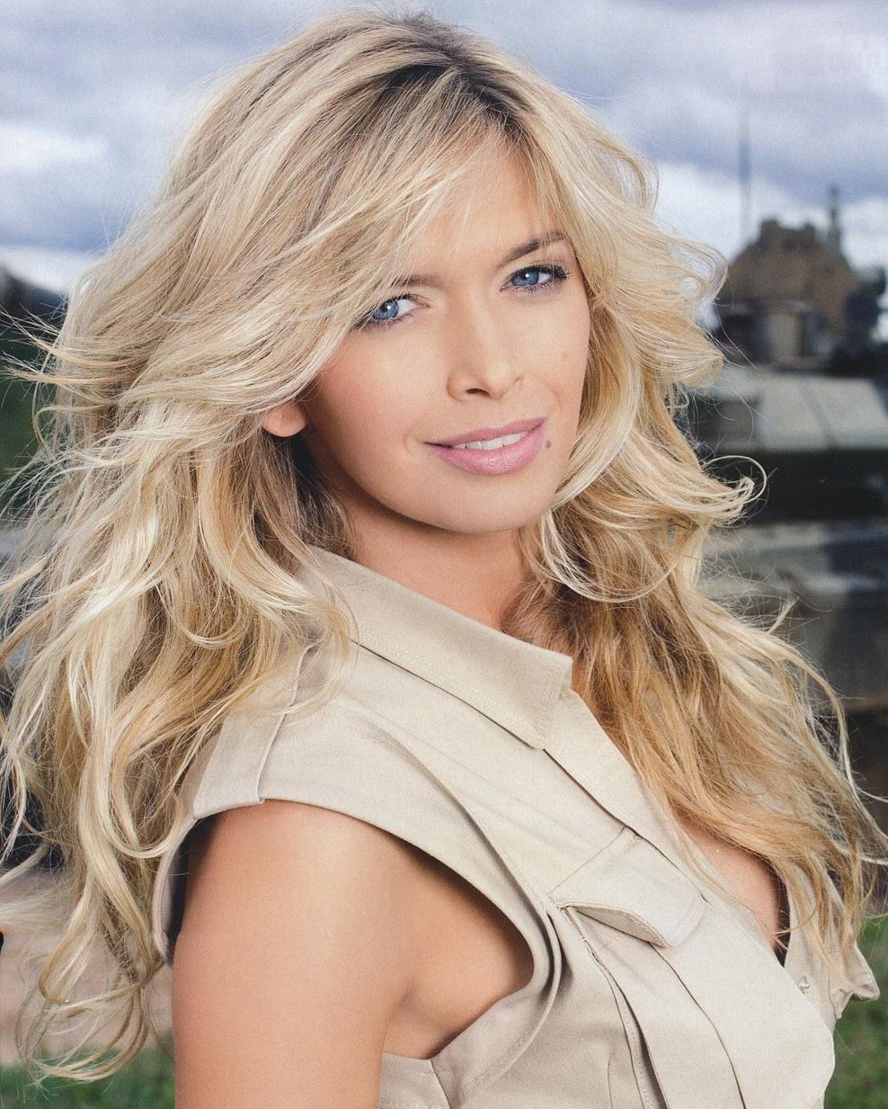 Красивые блондинки женщины фото