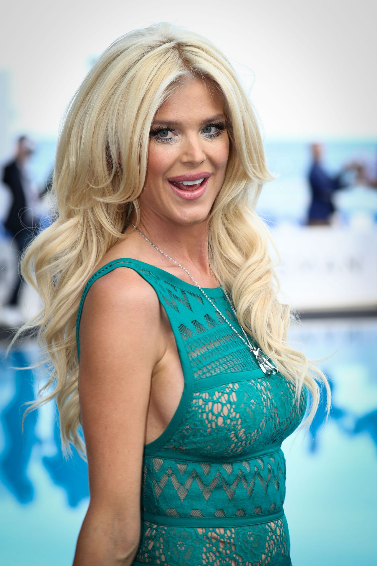 Victoria Silvstedt Amber Lounge Monaco May