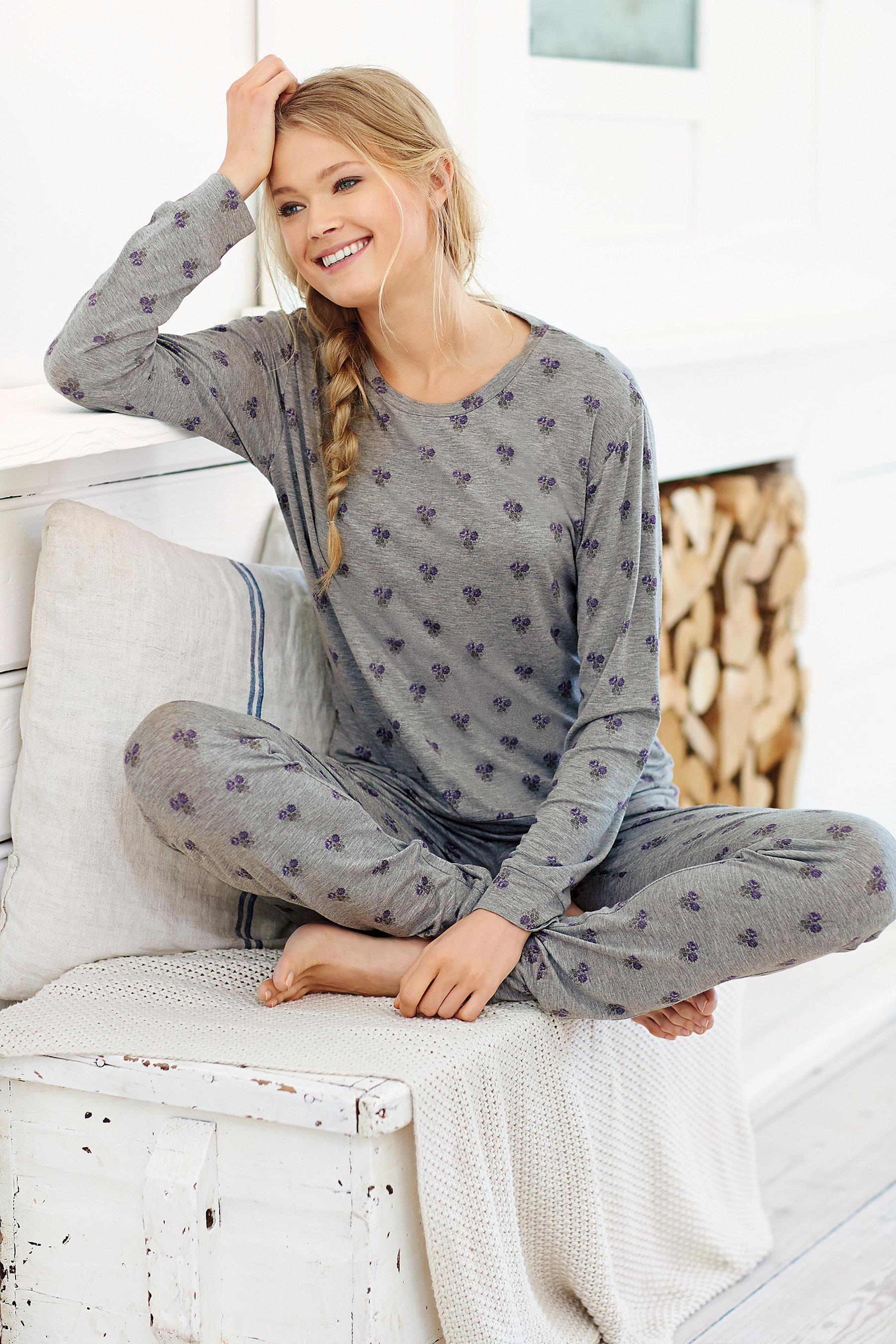 nextgrey star print wrapband pyjamas half off a53b2 9c276 ... 339c4b964