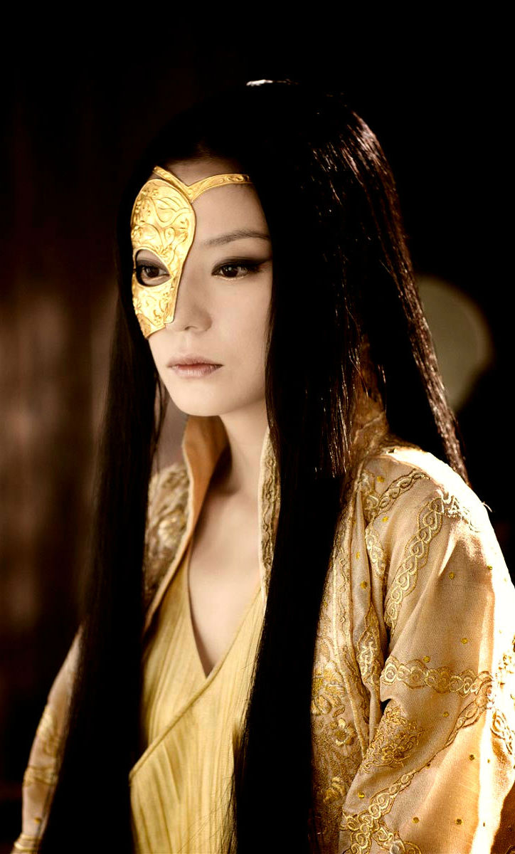 Vicky Zhao Wei As Th
