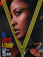 photo 9 in Laila Ali gallery [id545670] 2012-10-24
