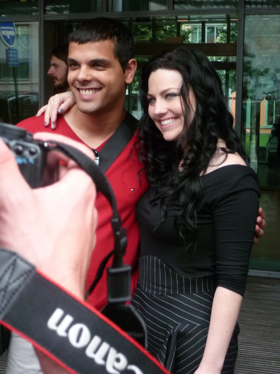 Amy Lee: pic #733835