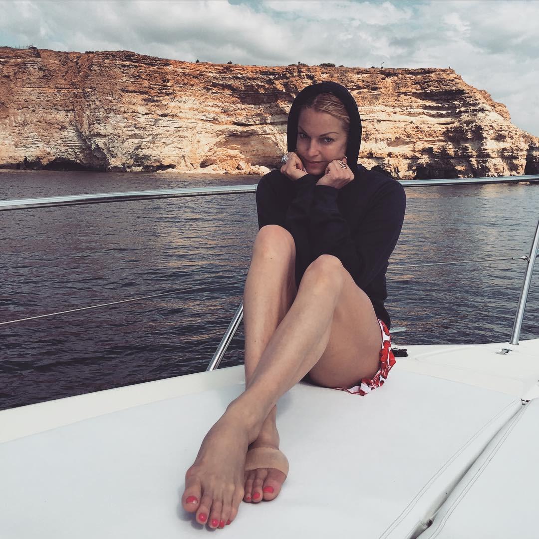 Twitter Feet Anastasia Volochkova naked photo 2017