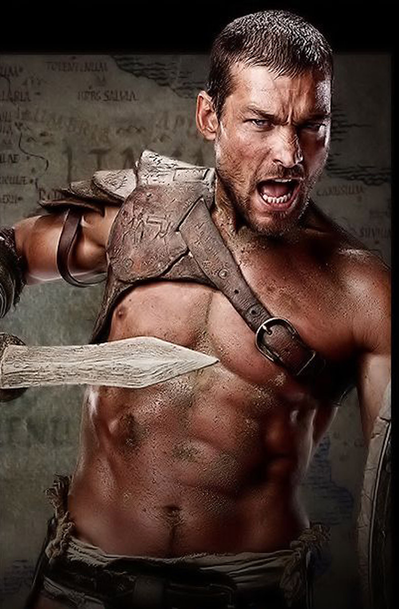 Andy Whitfield: pic #459444