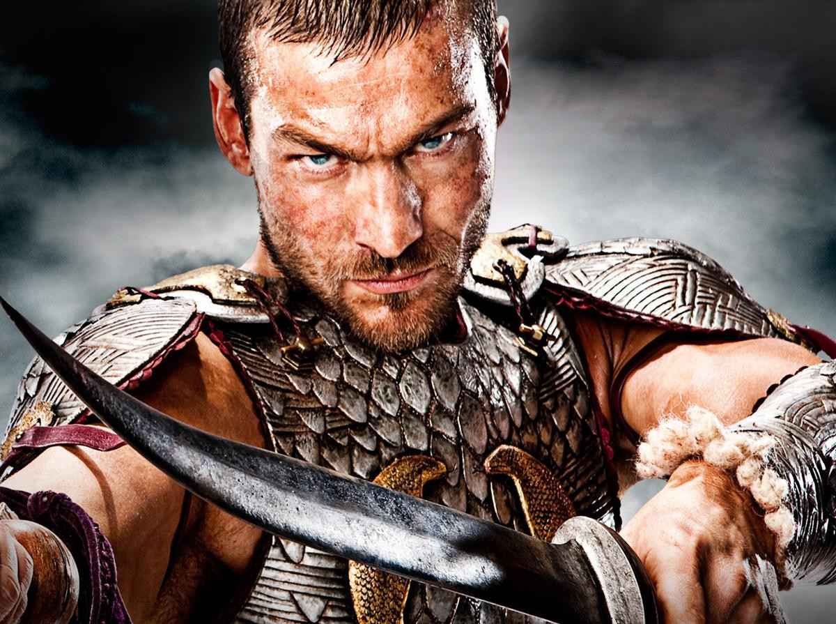 Andy Whitfield: pic #459446